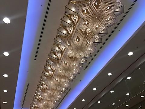 山形県ホテル内レセプション会場